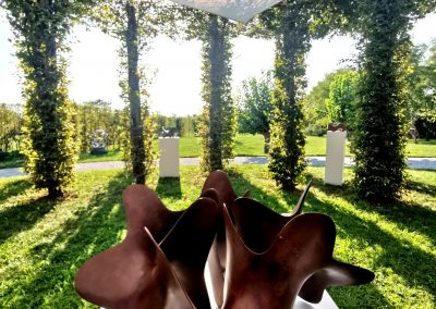 parco sculture Braida Copetti