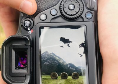 macchina fotografia