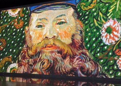mostra Van Gogh Mostra immersiva Villesse ( Go)