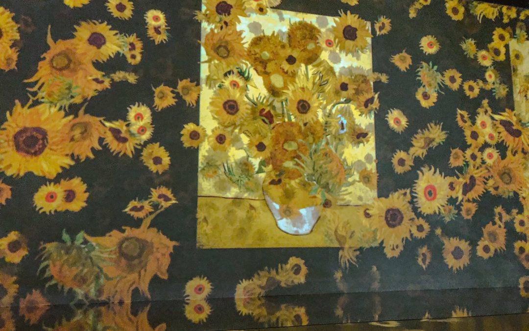 Mostra immersiva Van Gogh Il Sogno